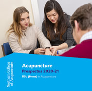 High-quality training on our UK courses in acupuncture, nutritional therapy and Chinese herbal medicine at the Northern College of Acupuncture