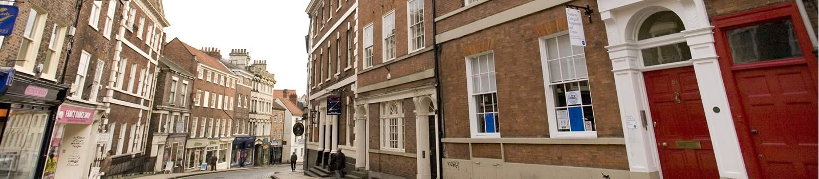 Study acupuncture, nutritional therapy and Chinese herbal medicine at the Northern College of Acupuncture, Micklegate, York
