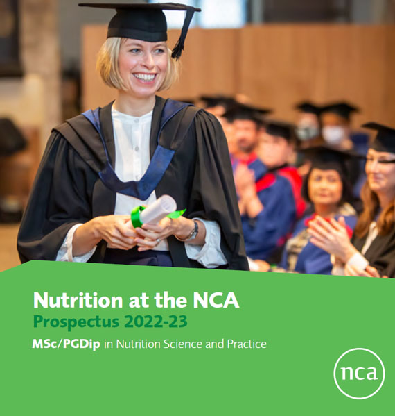 Download our new prospectus to discover how Nutritional therapy courses at the Northern College of 