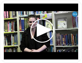 Northern College of Acupuncture student Katy talks about e-learning and how it works