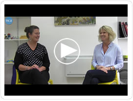 Nutrition graduate Jenny Thewlis and Acupuncture graduate Donna Erodotou talk about their clinic collaboration and how it benefits their practice, their patients and themselves